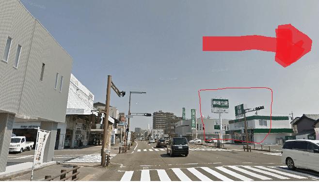 大垣競輪場アクセス2