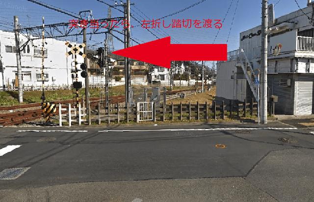 西武園競輪場 アクセス2