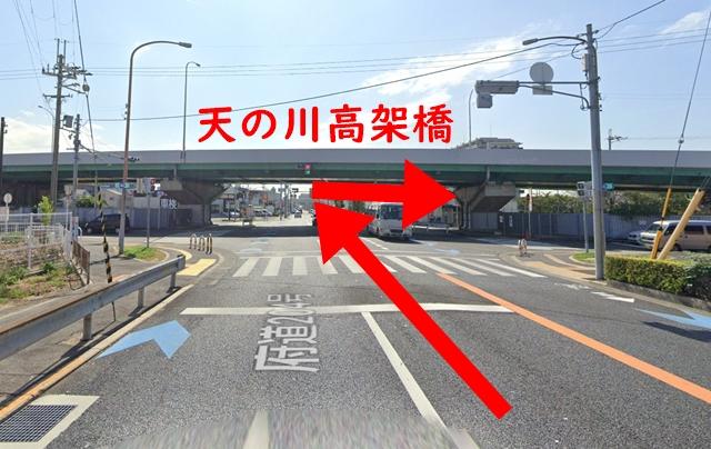 岸和田道順4