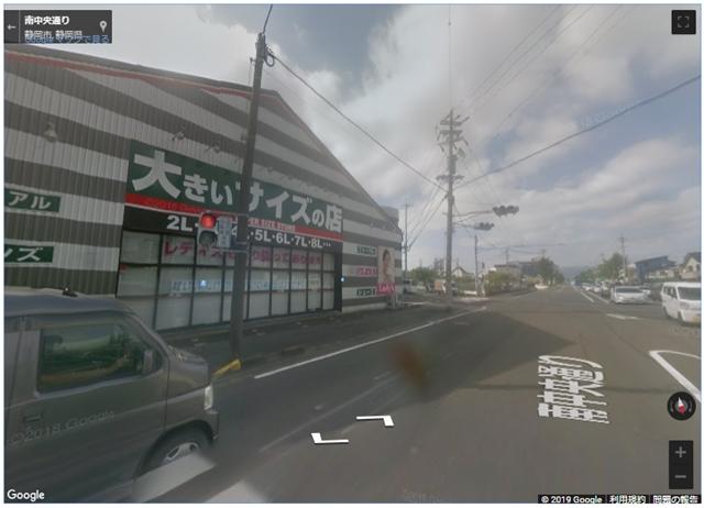静岡競輪地図2