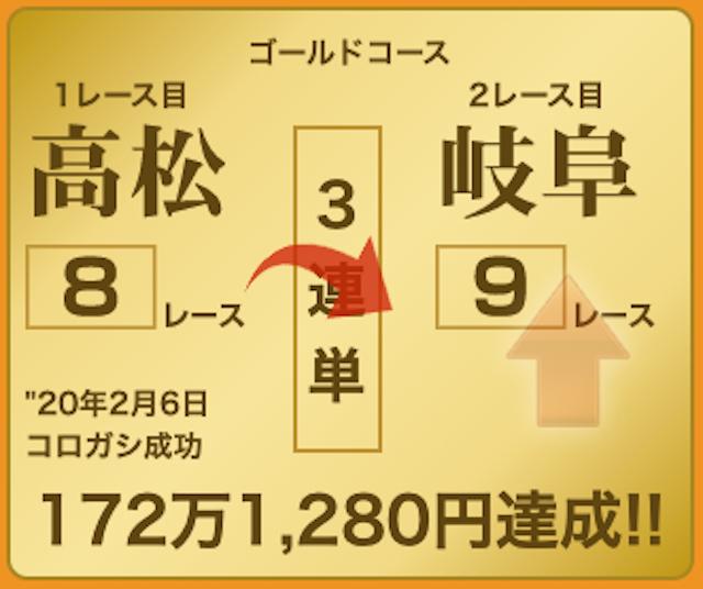 ファンファーレコロガシ3